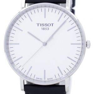 Tissot T-Classic à chaque fois grand Quartz T109.610.16.031.00 T1096101603100 montre homme