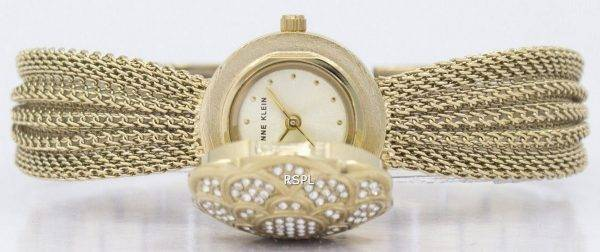 Anne Klein Quartz Swarovski Crystal Multi chaîne 1046CHCV Women Watch