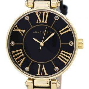 Anne Klein Quartz diamant Accent 1396BMBK Women Watch