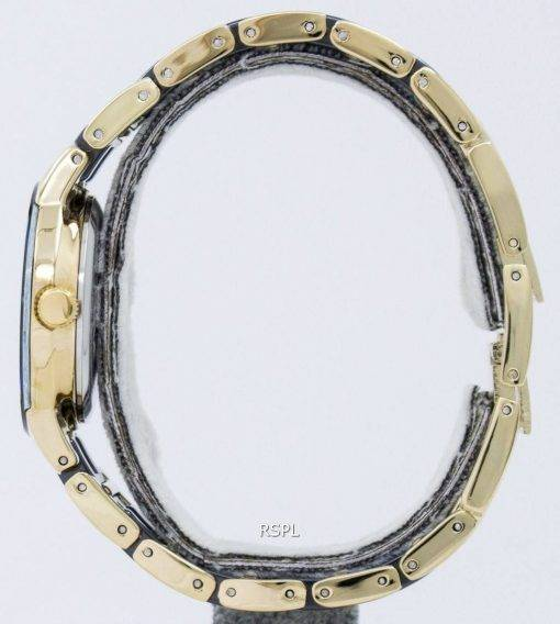 Montre Quartz Anne Klein 1610BKGB féminin