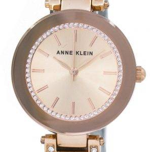 Anne Klein Quartz cristal Swarovski 1906RGRG Women Watch
