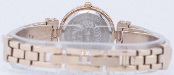 Anne Klein Quartz cristal Swarovski 2238RGST Women Watch