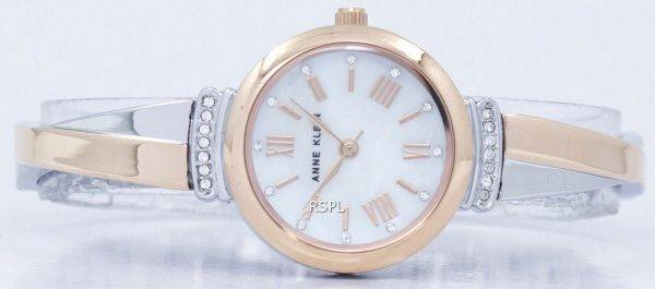 Anne Klein Quartz cristal Swarovski 2245RTST Women Watch