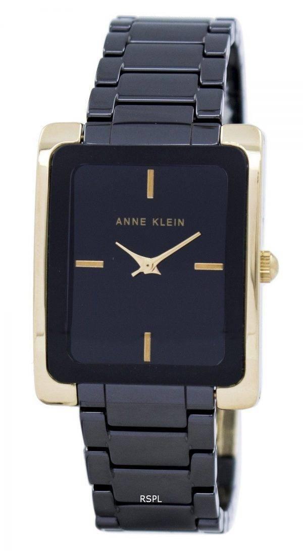 Montre Quartz Anne Klein 2952BKGB féminin