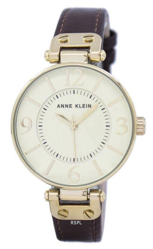 Montre Quartz Anne Klein 9168IVBN féminin