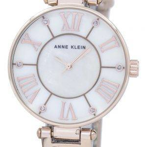 Anne Klein Quartz diamant Accent 9918RGLP Women Watch