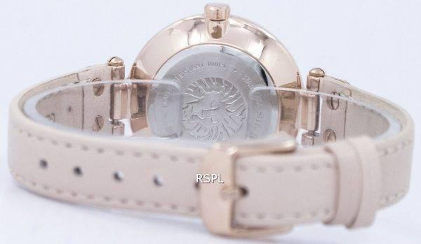 Anne Klein Quartz diamant Accent 9918RGLP Women Watch