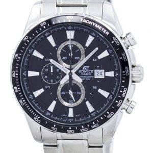 Montre chronographe Casio Edifice EF-547D-1A1V masculin