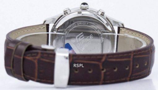 Casio Edifice EF-517L-7AV chronographe EFR-517L-7 a