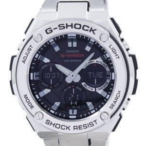 Casio G-Shock G-acier analogique-numérique mondiale temps TPS-S110D-1 a montre homme