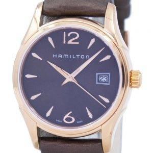 Montre Hamilton Jazzmaster Quartz H32341975 féminin