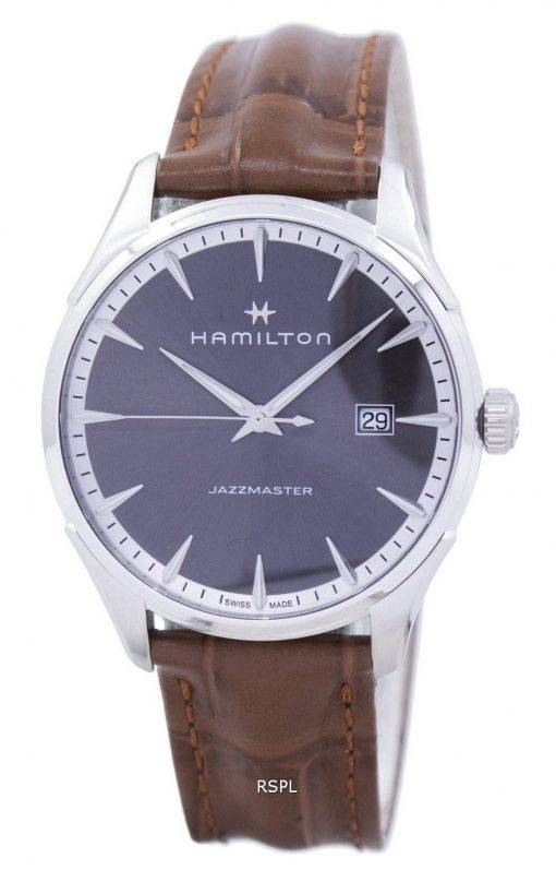 Montre Hamilton Jazzmaster Quartz H32451581 masculin