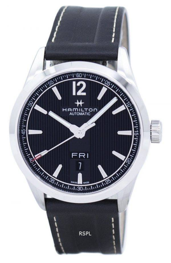 Montre Hamilton Broadway automatique H43515735 masculin