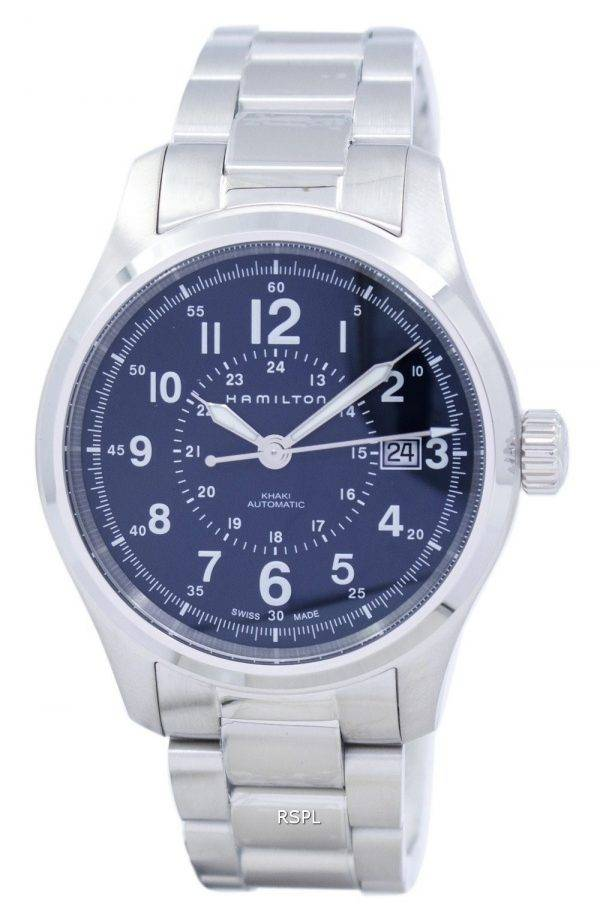 Montre Hamilton Khaki Field automatique H70305143 masculin