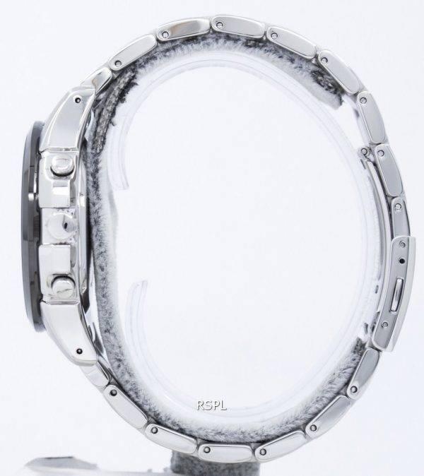 Seiko solaire alarme chronographe SSC087P1 SSC087P SSC087