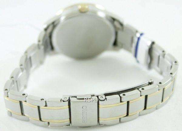 Montre Seiko solaire SUT162P1 SUT162P féminin