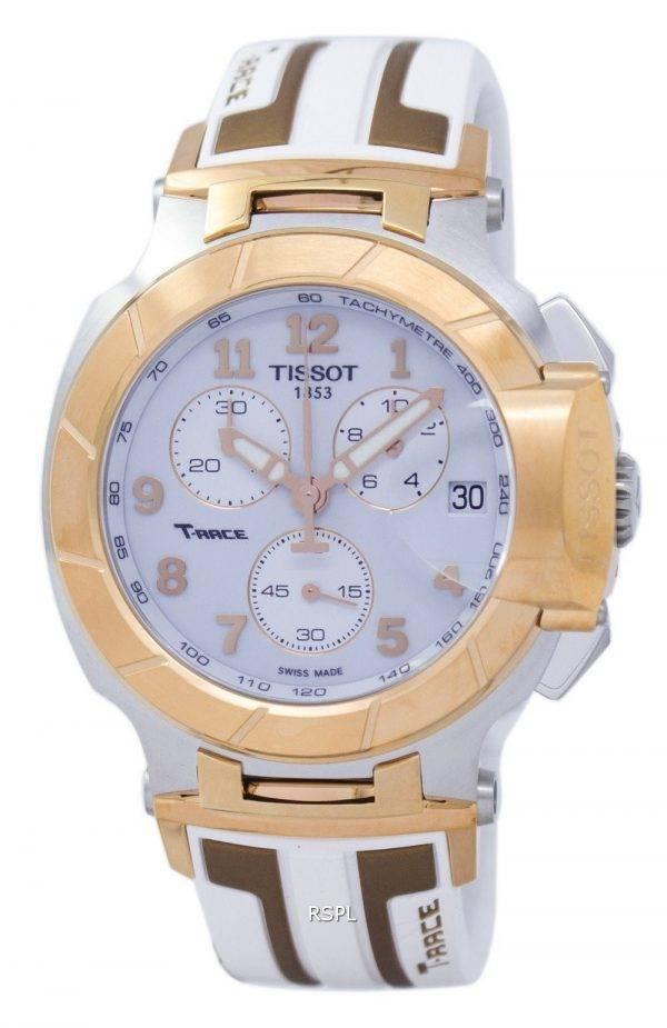 Tissot T-Sport T-Race Chronographe Quartz T048.417.27.012.00 T0484172701200 montre unisexe