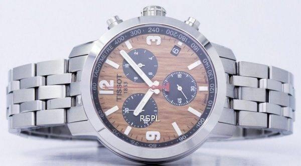 Montre Tissot T-Sport PRC 200 Basketball Chronograph T055.417.11.297.01 T0554171129701 hommes