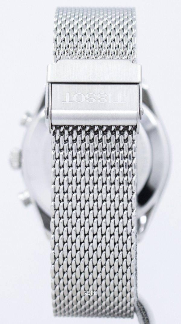 Montre Tissot T-Classic PR100 Chronographe Quartz T101.417.11.051.01 T1014171105101 masculin