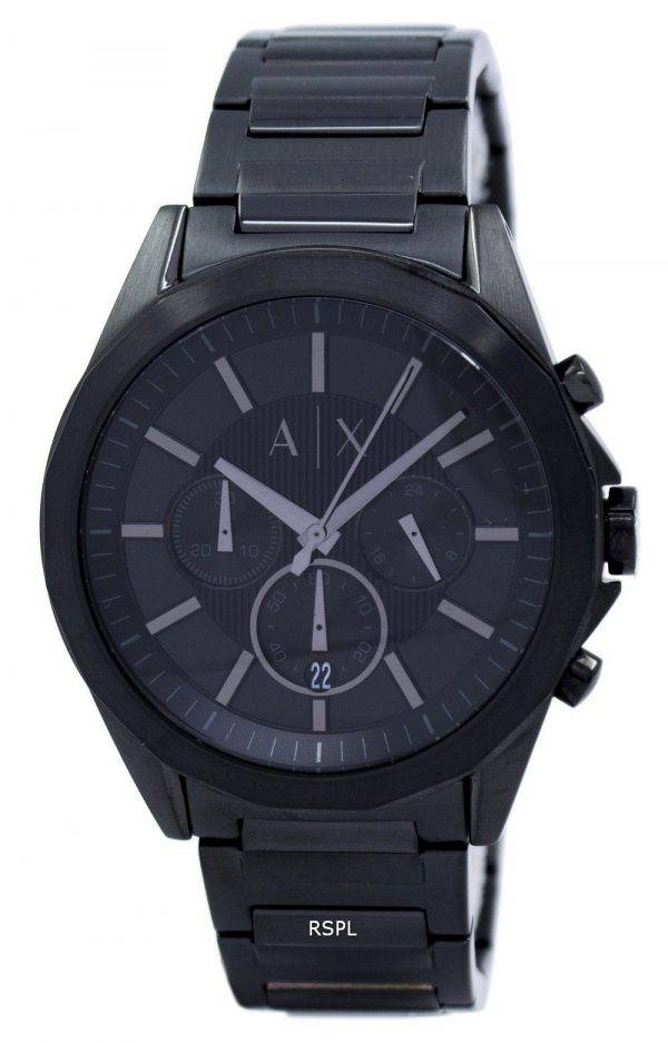 Armani Exchange Chronographe Quartz AX2601 montre homme