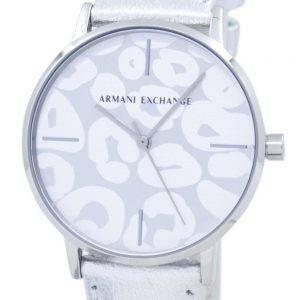 Montre analogique Quartz Armani Exchange AX5539 féminin