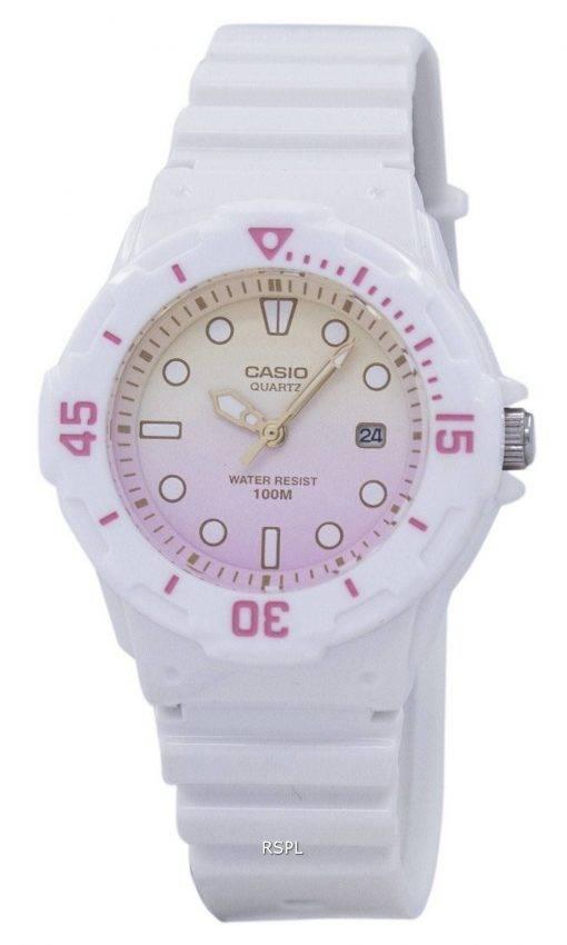 Montre Casio analogique Quartz LRW-200H-4E2VDR LRW200H-4E2VDR féminin