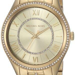 Michael Kors Lauryn Pave montre Quartz MK3719 féminin