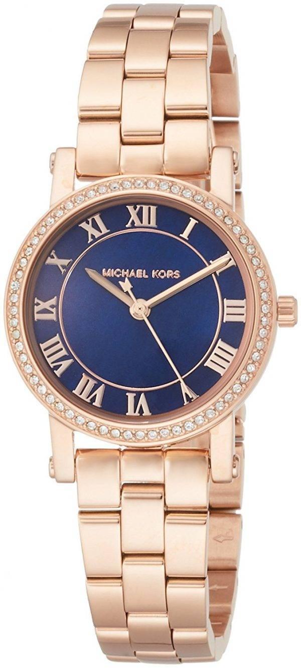 Montre Michael Kors Petite Norie Quartz diamant Accent MK3732 féminin