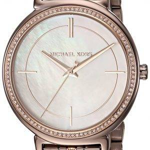 Michael Kors Cinthia Quartz diamants Accent MK3737 Women Watch