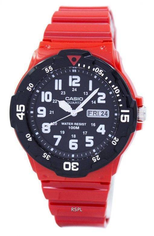 Montre Casio analogique Quartz MRW-200HC-4BVDF MRW200HC-4BVDF masculin