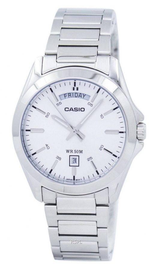 Montre Quartz analogique Casio MTP-1370D-7A1VDF MTP1370D-7A1VDF masculin