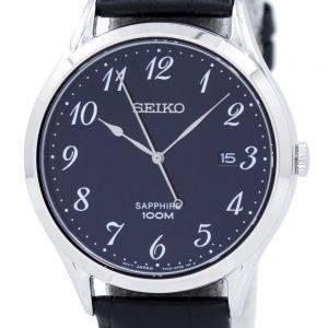 Montre Seiko classique Quartz analogique SGEH77 SGEH77P1 SGEH77P masculine
