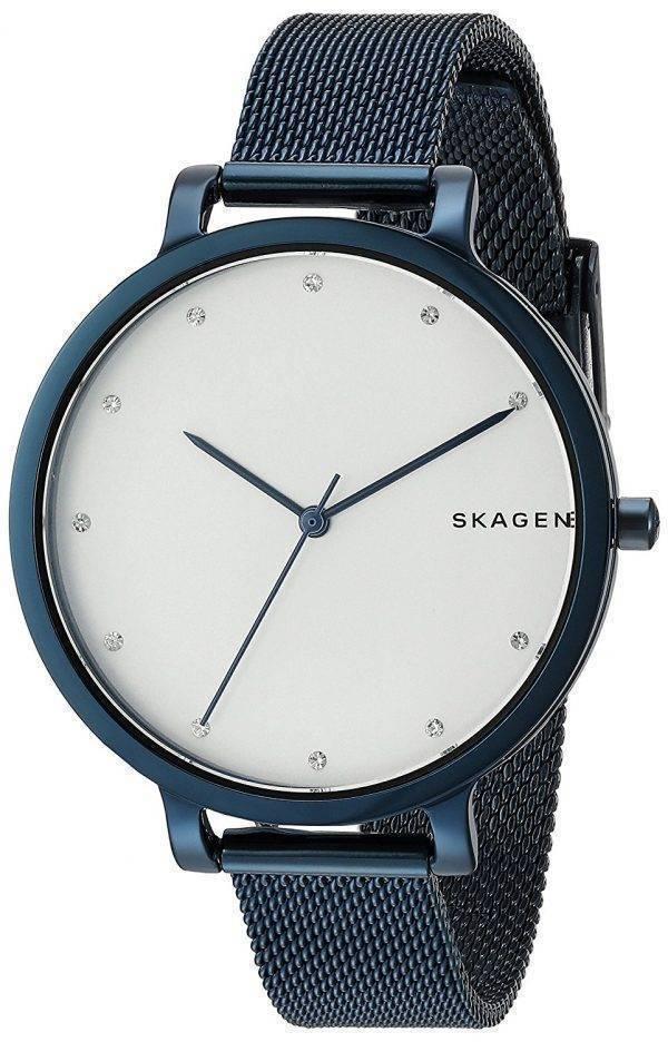 Hagen de Skagen Quartz diamant Accent SKW2579 Women Watch