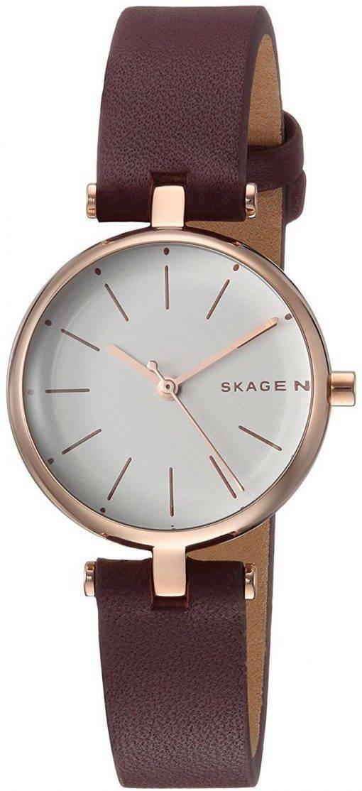 Montre Skagen Signatur Quartz analogique SKW2641 féminin
