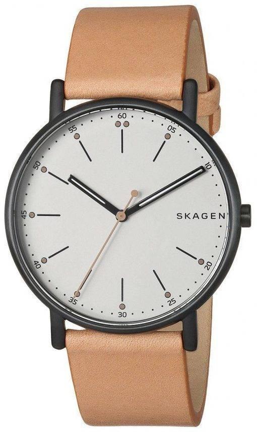 Skagen Signatur Quartz analogique SKW6352 montre homme