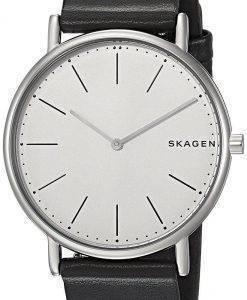 Montre Skagen Signatur Slim titane Quartz SKW6419 masculin