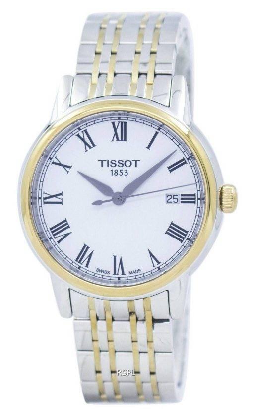 Montre Tissot T-Classic Carson Quartz T085.410.22.013.00 T0854102201300 masculin