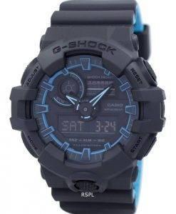 Montre Casio G-Shock illuminateur résistant aux chocs GA700SE de GA-700SE-1 a 2-1 a 2 masculine