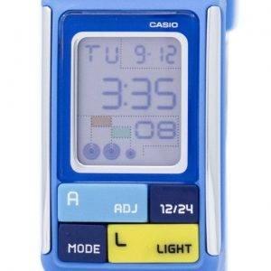 Montre Casio Poptone heure double alarme numérique LDF-50-2D montre LDF50-2D féminin