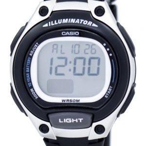 Casio Illuminator heure double alarme numérique LW-203-1AV LW203-1AV Women Watch