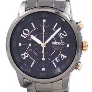 Montre Seiko chronographe Quartz SNDW83 SNDW83P1 SNDW83P féminin