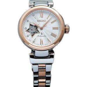Seiko Lukia automatique diamant Accent Japon fait SSVM034 Women Watch
