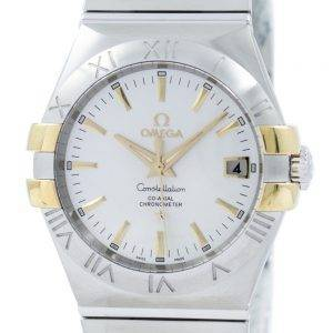 Montre Omega Constellation Co-Axial Chronometer 123.20.35.20.02.004 masculin