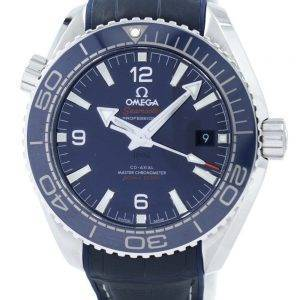 Montre Omega Seamaster Planet Ocean 600M Co-Axial Chronometer Master 215.33.44.21.03.001 masculin