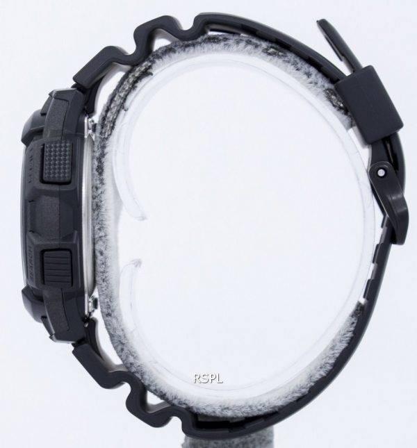 Casio jeunesse illuminateur monde temps monde carte AE-1100W-1BV AE1100W-1BV montre homme