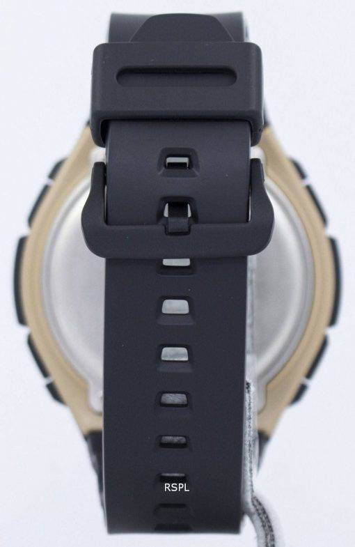 Jeunesse de Casio Illuminator monde temps alarme AE-3000W-9AV AE3000W-9AV montre homme