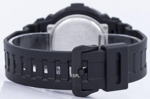Casio jeunesse monde temps alarme analogique numérique AEQ-200W-1AV AEQ200W-1AV montre homme
