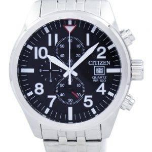 Citizen Chronographe Quartz AN3620-51E montre homme
