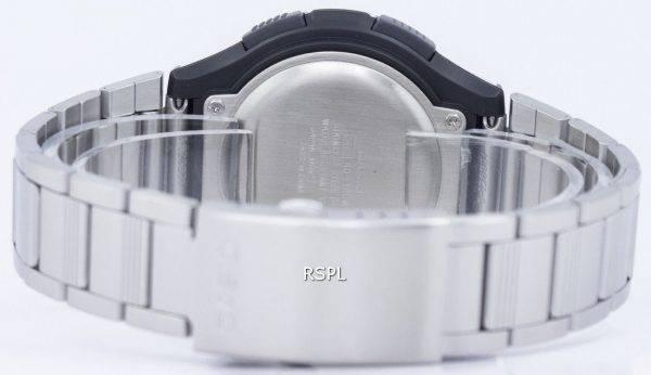 Chronographe Casio World temps analogique numérique AQ-190WD-1AV AQ190WD-1AV montre homme