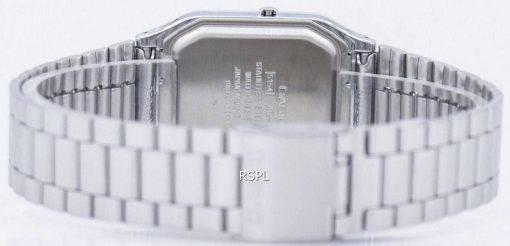Montre Casio Vintage heure double alarme Quartz analogique Digital AQ-230 a-7DMQ AQ230A-7DMQ homme